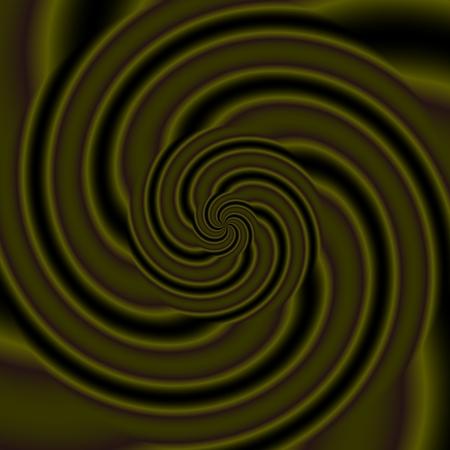 murky: Abstract geometric fractal swirl background