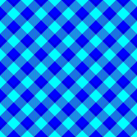 able: Abstract checkered diagonally blue digitally rendered tile able background