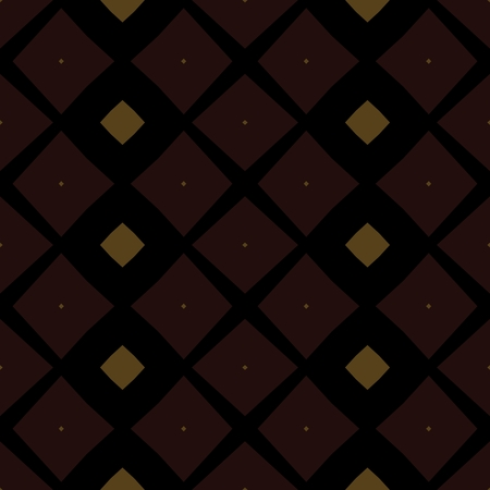 sidebar: Abstract geometric kaleidoscopic fractal mirroring tile able pattern Stock Photo