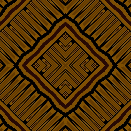 dense: Abstract kaleidoscopic geometric starry pattern