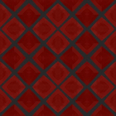 terracotta: Abstract checkered red brown mosaic tile pattern in terracotta style  Image ID:362716148
