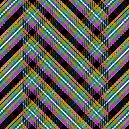 bedspread: Abstract diagonally checkered tartan pattern. Digitally rendered background with textile texture usable for tapestry, rug, carpet, plaid, blanket, handkerchief, wallpaper, fabric or paper print.