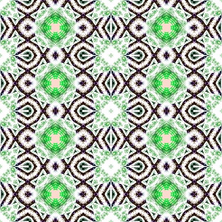 sidebar: Abstract seamless background Kaleidoscopic Stock Photo