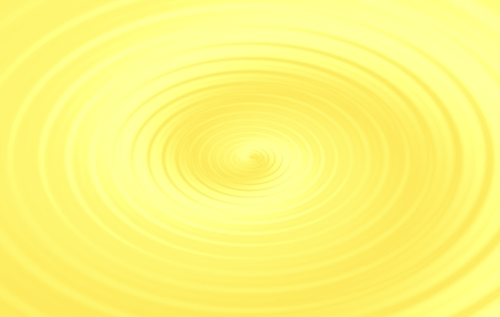 tonality: Yellow decorative swirl. Abstract color background oblong shape in dimensions usable as visiting or business card. Stock Photo