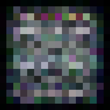 light and shadow: Abstract pixelated gray light shadow changeover tile