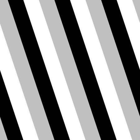 obituary: Abstract seamless striped black white gray pattern tile