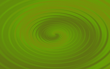 usable: Green decorative swirl. Abstract color background oblong shape in dimensions usable as visiting or business card.