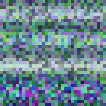 pixelation: Abstract bright wavy pixelated background