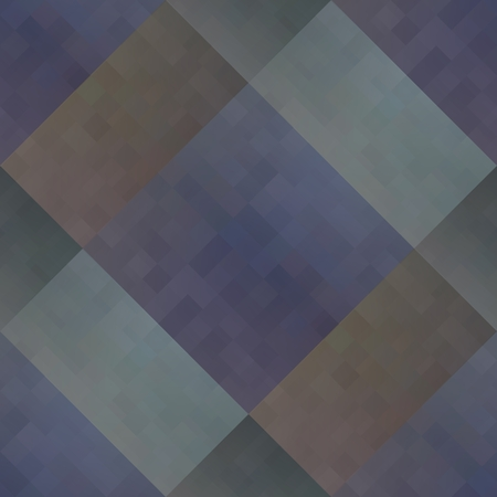 pixelation: Abstract strange geometric gradient transition with seams pattern