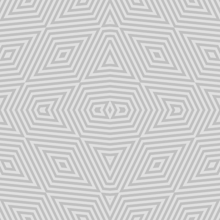 seamless tile: Abstract bright decorative curvy stripes seamless white gray tile