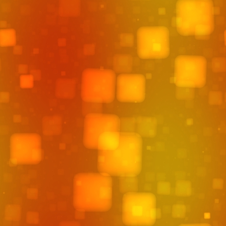 zealous: Abstract seamless decorative shining neon bokeh pattern on square tile Stock Photo