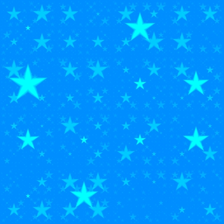 monochromatic: Monochromatic seamless background with five-pointed stars