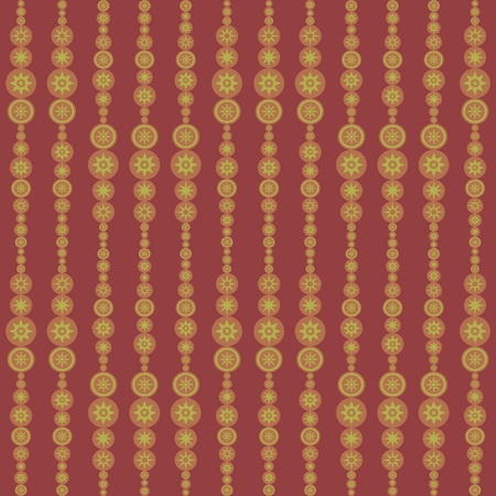 carpeting: Abstract seamless decorative raster pattern with sun or star shapes
