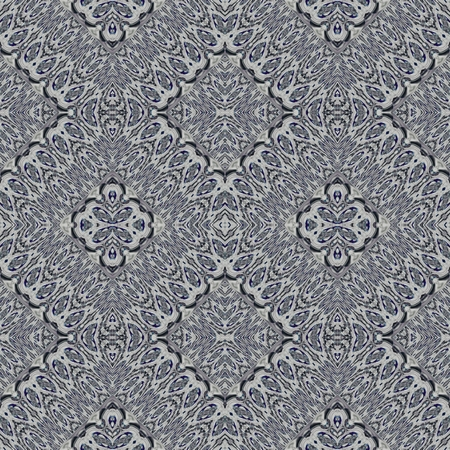 sampler: Abstract seamless decorative wallpapers Stock Photo