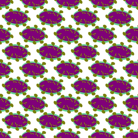 carpeting: Abstract seamless colorful fine pattern with small regular repeat elements