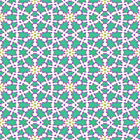 able: Abstract seamless colorful fine pattern with small regular repeat elements