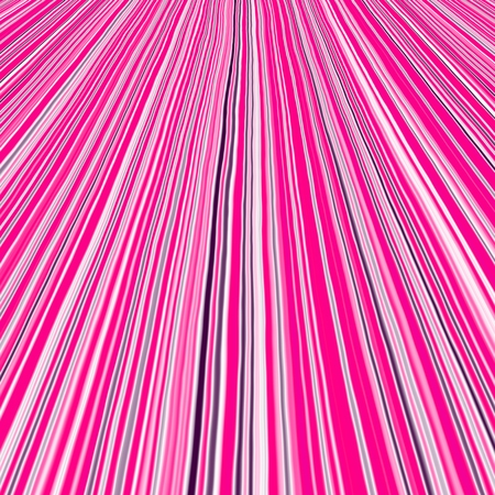 frond: Abstract striped pink radiated frond background
