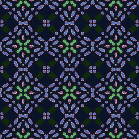able: Abstract seamless colorful fashion able pattern