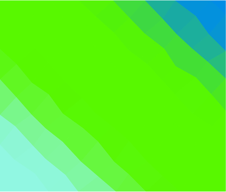 trapezium: Abstract green turquoise blue mosaic background