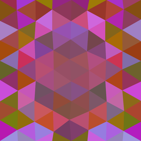 coverlet: Abstract triangular soft pattern - digitally rendered low poly background