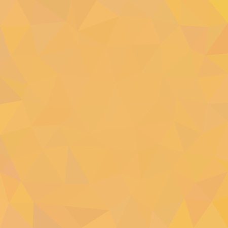 tonality: Abstract yellow triangular monochrome background
