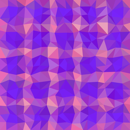 shady: Violet pink low poly triangular checkered pattern