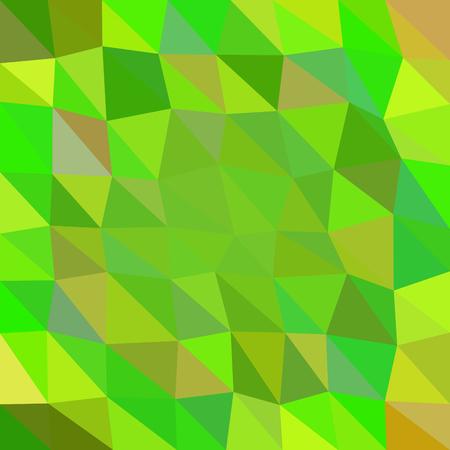 tonality: Abstract triangular kaleidoscopic messy polygonal background Illustration