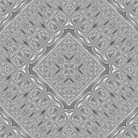 Abstract regular kaleidoscopic decorative tile