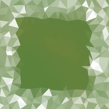monochromatic: Abstract low poly geometrical monochromatic background