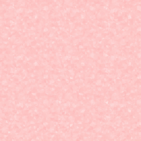 icy: Abstract pink triangular icy winter background with snow crystals.