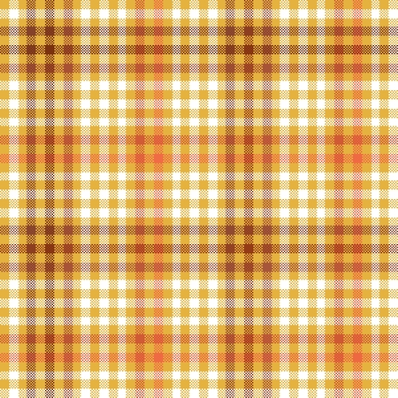 Abstract geometric digitally rendered checkered pattern usable for scrapbook or print on curtain, tablecloth or scarf