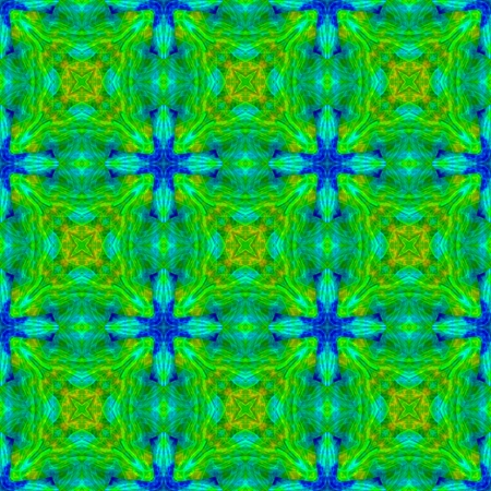 Abstract seamless colorful kaleidoscopic pattern Imagens - 82565932