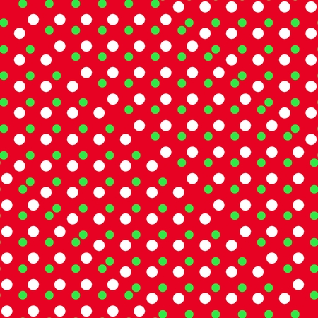 Abstract colorful spotted pattern