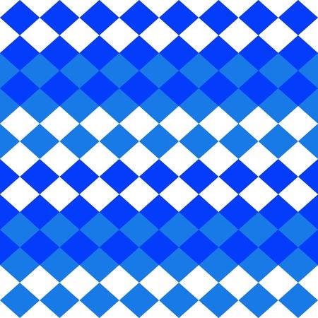 Blue white geometric pattern Stock Photo - 96959623