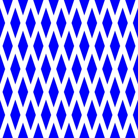 Blue white geometric pattern Stock Photo - 96960325