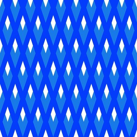 Blue white geometric grid pattern Stock Photo - 96991285