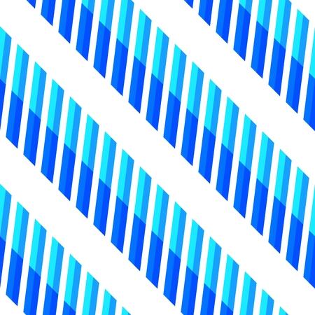 Blue white geometric pattern Stock Photo - 96991286