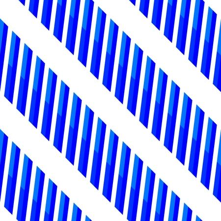 Blue white geometric pattern Stock Photo - 96991288