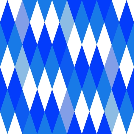 Blue white geometric pattern Stock Photo - 96966436