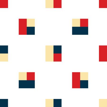 Pixelkunstart Vektor-Hintergrund Standard-Bild - 75492738