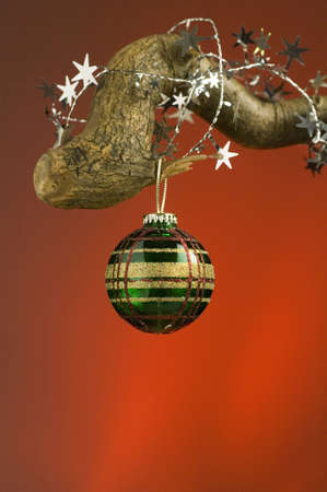 Christmas bauble Stock Photo - 3193596