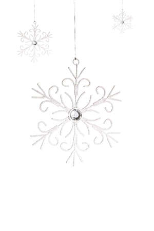Christmas snowflakes Stock Photo - 3193598