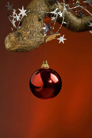 Christmas bauble Stock Photo - 3193599