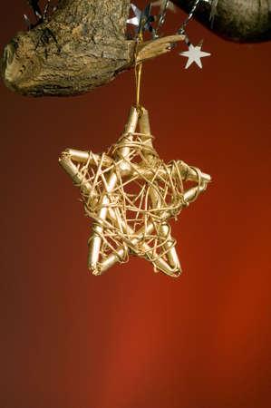 decor: Christmas star