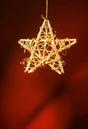 Christmas star Stock Photo - 3193634