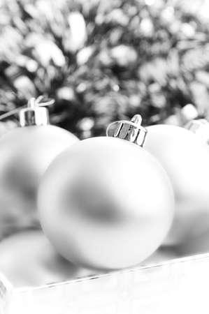 christmas decorations: Christmas balls