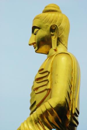 Gold Buddha 版權商用圖片