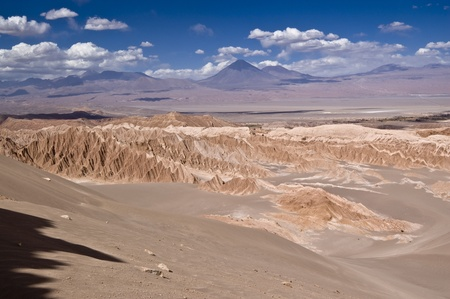 Views of Death Valley, Atacama, Chile