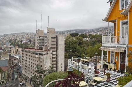 Views of Valparaiso, Chile Stock Photo - 11970851