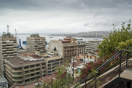 valparaiso: Views of Valparaiso, Chile